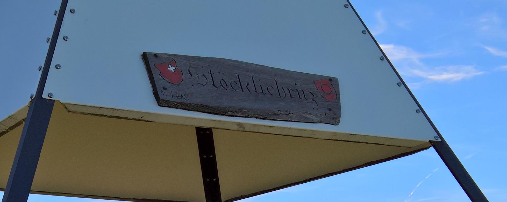 Ride to the Stöcklichrüz
